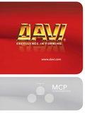 DAVI型材弯曲机MCP