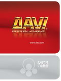 DAVI四辊卷板机MCB