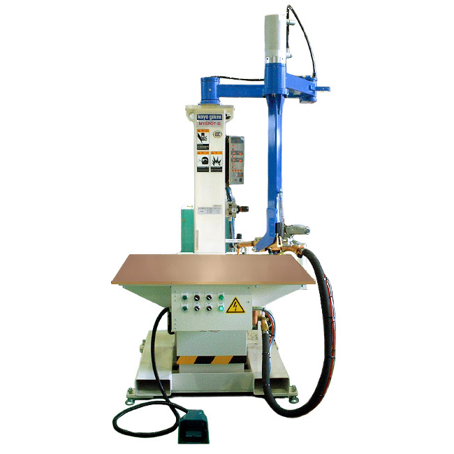 日本向洋技研20系列平台式无痕点焊机