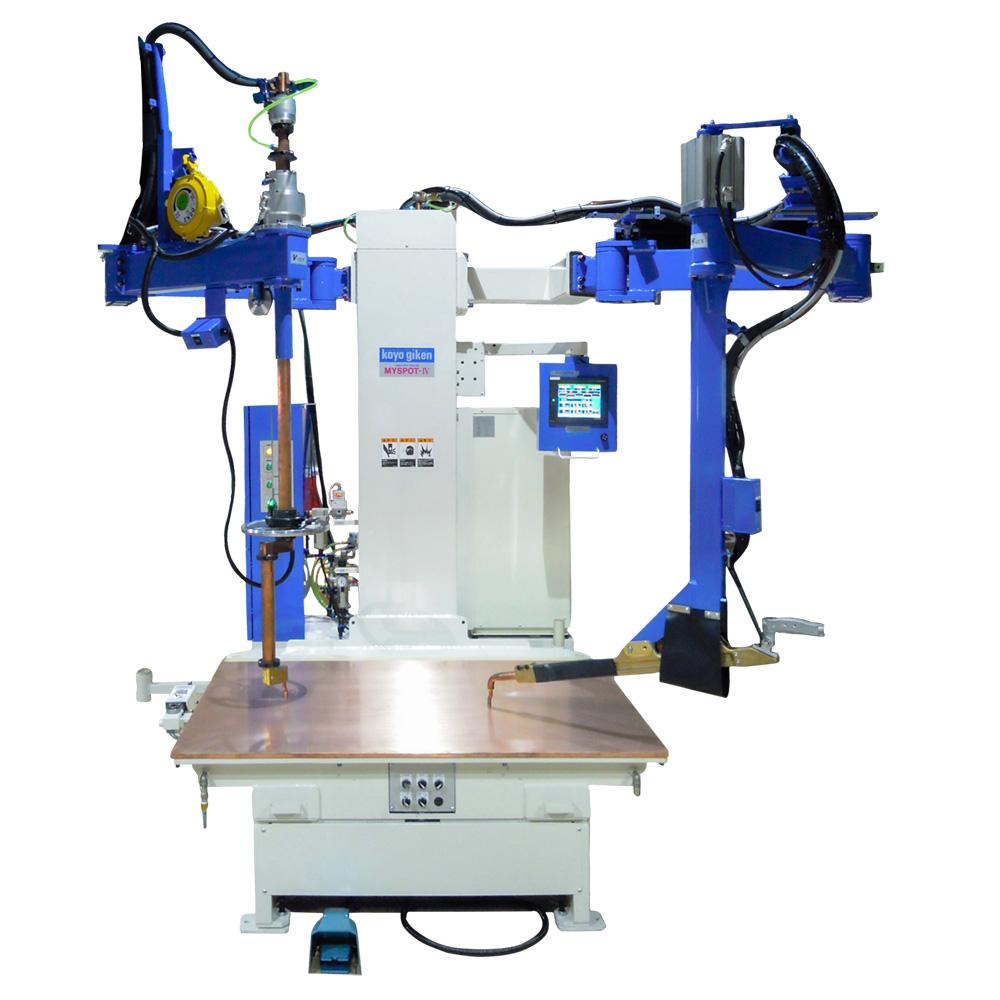 日本向洋技研03系列大工作台高速焊接机